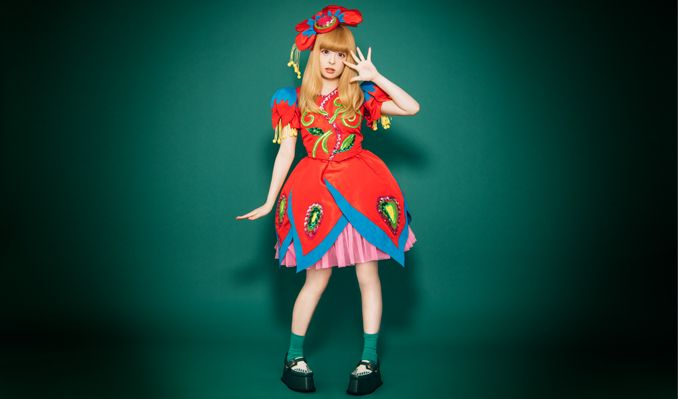 Kyary Pamyu Pamyu, NYC, Japan, PlayStation Theater, Harajuku, J-pop