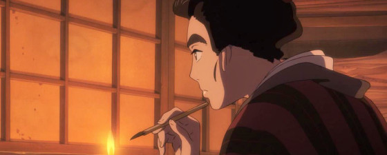 Keiichi Hara's award winning film, Miss Hokusai, to open in New York and Los Angeles on October 14th, 2016.