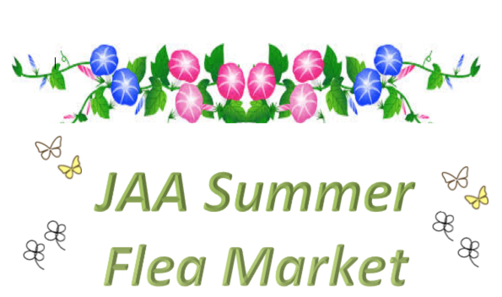 Japanese American Association, NYC, Japan, JAA, JAANY, flea market, fundraiser, community