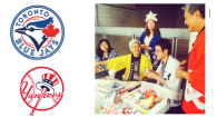 [ September 6, 2016; 7:00 pm to 10:00 pm. ] Celebrate Japanese heritage at the Blue Jays/Yankees game!
