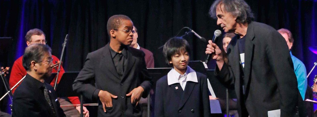 Very Young Composers Of Fukushima And New York To Perform