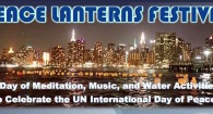 [ September 25, 2016; 2:30 pm to 4:30 pm. ] Celebrate the UN International Day of Peace on the equinox