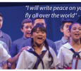 "[ September 9, 2016 7:30 pm to September 10, 2016 9:30 pm. ] ""Peace on Your Wings"" by Ohana Arts"
