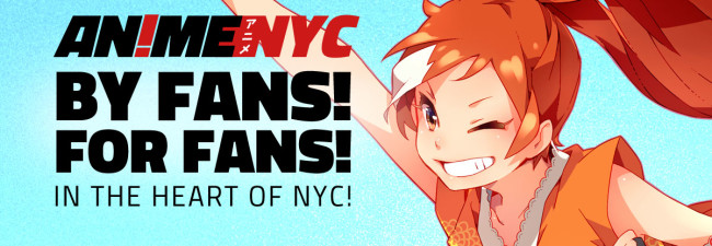 Japanese pop culture convention in NYC November 17-19, 2017