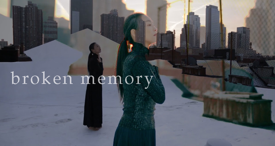 Broken Memory, Miki Orihara, Martha Graham, Martha Graham Dance Company, Tomoko Mikanagi, NYC, Japan, dance, Dance on Camera, Lincoln Center, Film Society Lincoln Center, film festival