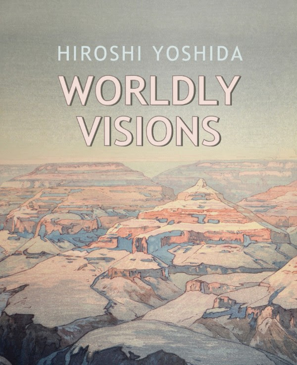 Hiroshi Yoshida, Ronin Gallery, NYC, Japan, Japanese art, woodblock prints, Shin Hanga, travel, landscapes