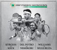World #5 tennis star to appear at the BNP Paribas Showdown on March 6