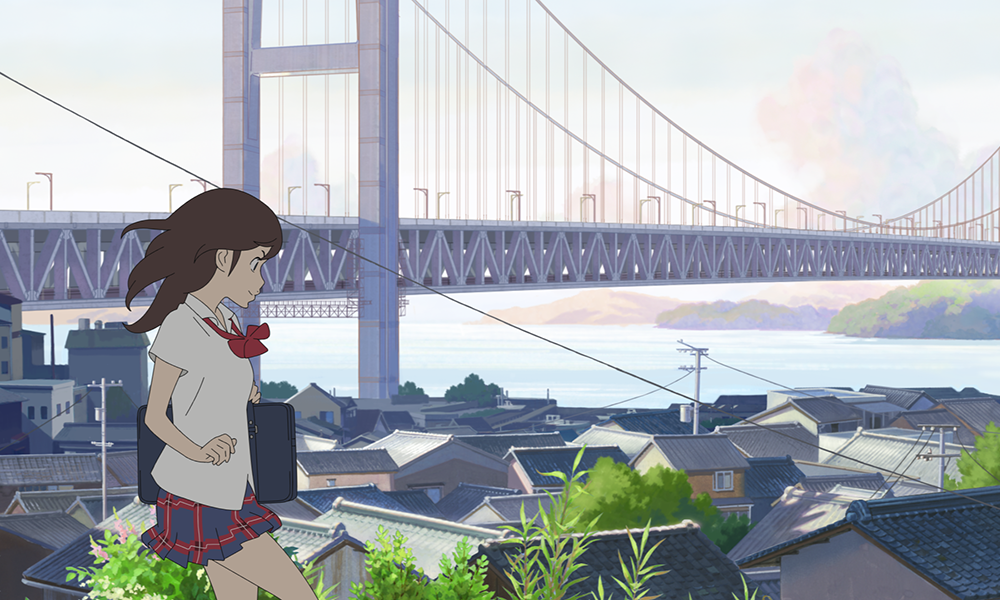 New York International Children's Film Festival, NYICFF, NYC, Japan, films, anime, animation, Your Name, Ancien and the Magic Tablet, Panda! Go Panda!, Rudolph the Black Cat, Studio Ghibli, Makoto Shinkai