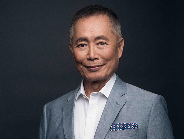 George Takei, BAM, NYC, Brooklyn, Japan, Japanese American, internment, WWII, LGBTQ, civil rights, activism, social media, Allegiance, Jay Kuo, sci-fi, Star Trek, gay rights
