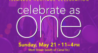 [ May 21, 2017; 11:00 am to 4:00 pm. ] Largest East Coast Asian Pacific American celebration