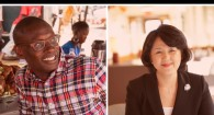 [ July 29, 2017; 2:00 pm to 3:00 pm. ] Conversation with Senegalese chef Pierre Thiam and Japanese chef Machiko Chiba
