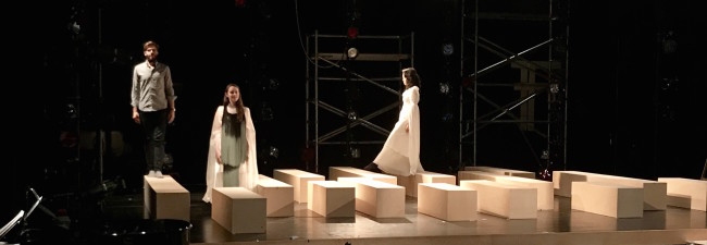 Opera based on Natsume Soseki's work at Japan Society