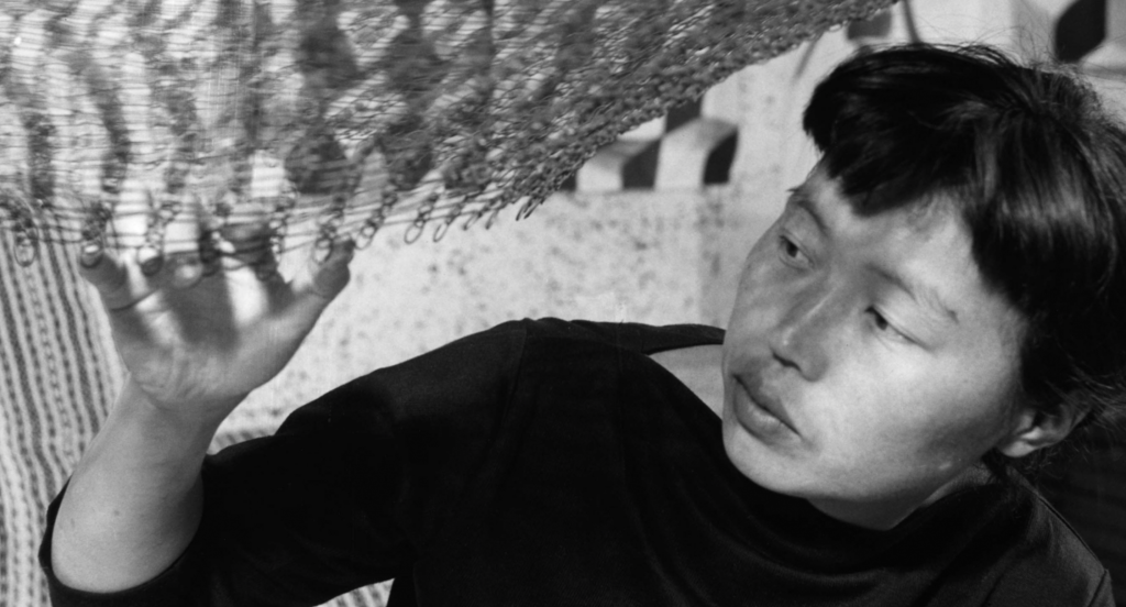 Ruth Asawa, David Zwirner, art, sculpture, NYC, Japanese American, WWII, internment, Black Mountain College, exhibition