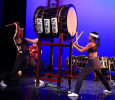 [ October 13, 2017; 8:00 pm to 10:00 pm. ] Powerful taiko drumming