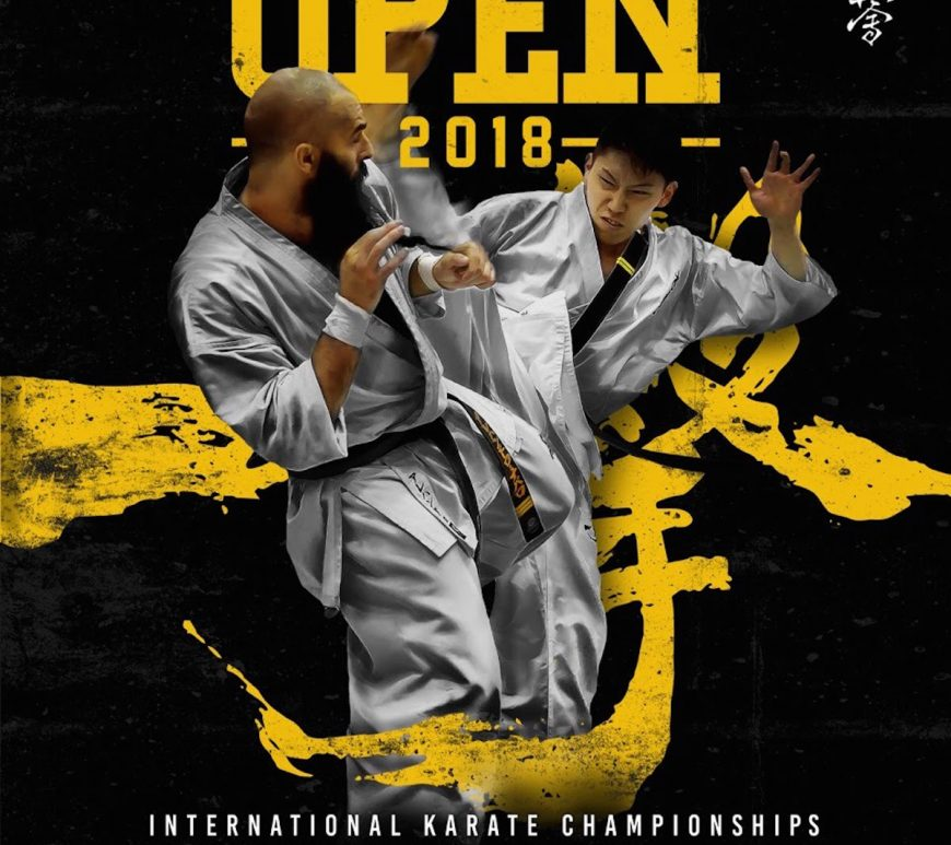 All American Open International Karate Championships, karate, NYC, Japan, Okinawa, competition, Kyokushin Karate, International Karate Organization
