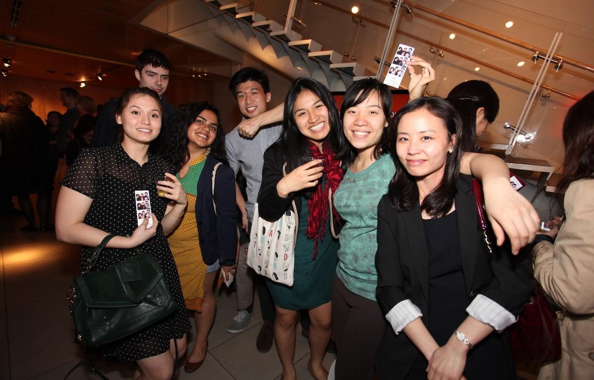 Asia Society, First Friday, NYC, Asia, Asian Pacific American Heritage Month, sake, okaki