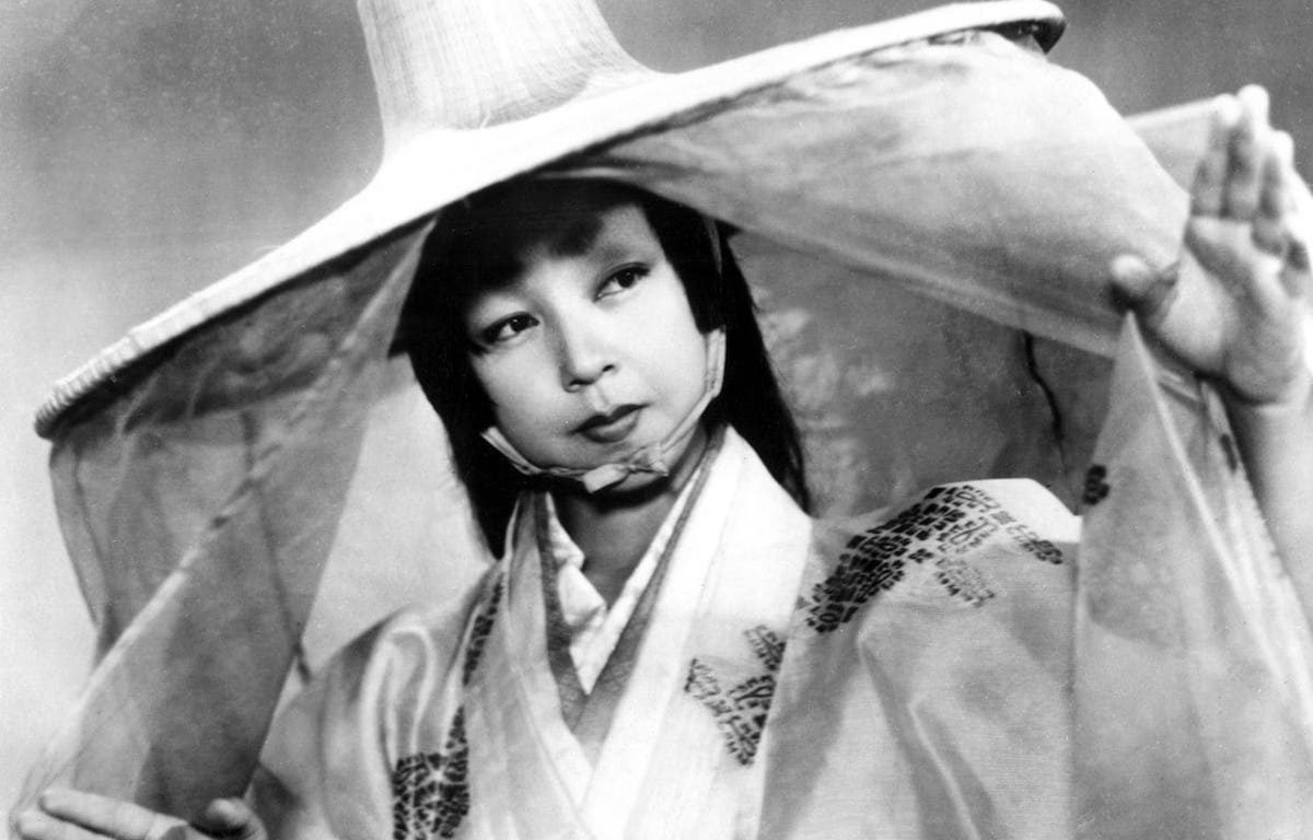 Machiko Kyō, Metrograph, retrospective, Japanese cinema, Japanese film, films, movies, Japan, NYC