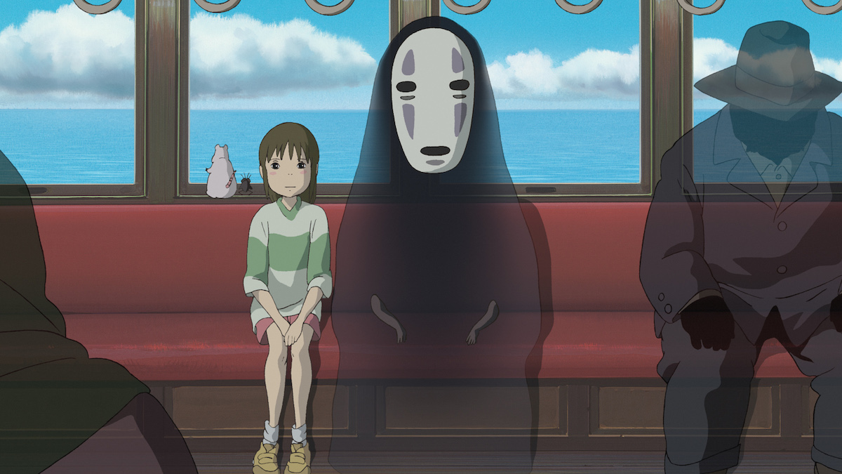 Studio Ghibli Festival Continues With Spirited Away Japanculture Nyc