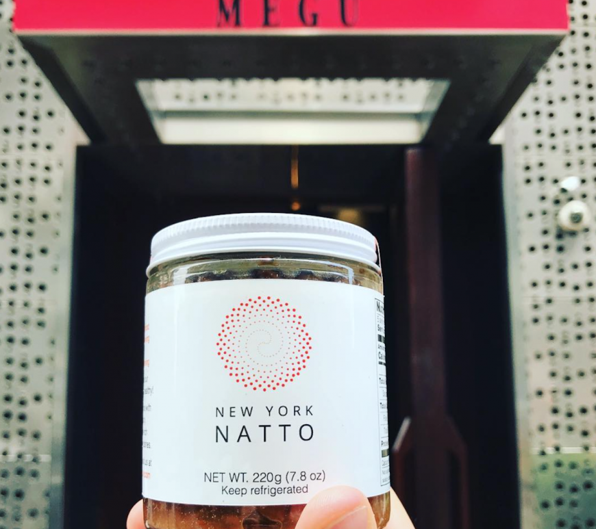 natto, fermented foods, probiotic, superfood, NYrture, Megu, Bessou, The Standard International, Honey's, NYC, Japan