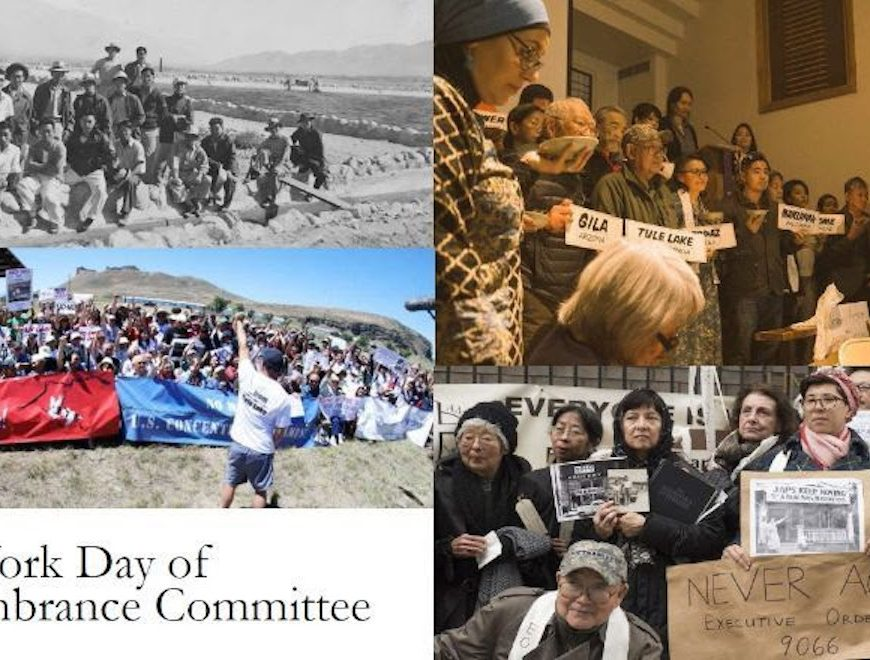 New York Day of Remembrance, Day of Remembrance, NY DOR, Japanese Americans, WWII, incarceration, concentration camps, Executive Order 9066, Frank Abe, Aiko Herzig Yoshinaga