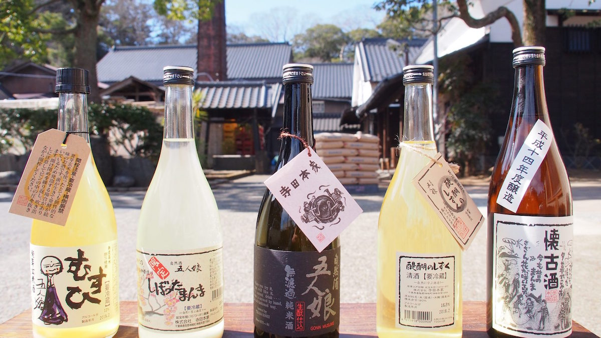 Terada Honke, sake, koji, fermentation, organic, Chiba, Japan, NYC, RESOBOX, RESOBOX East Village