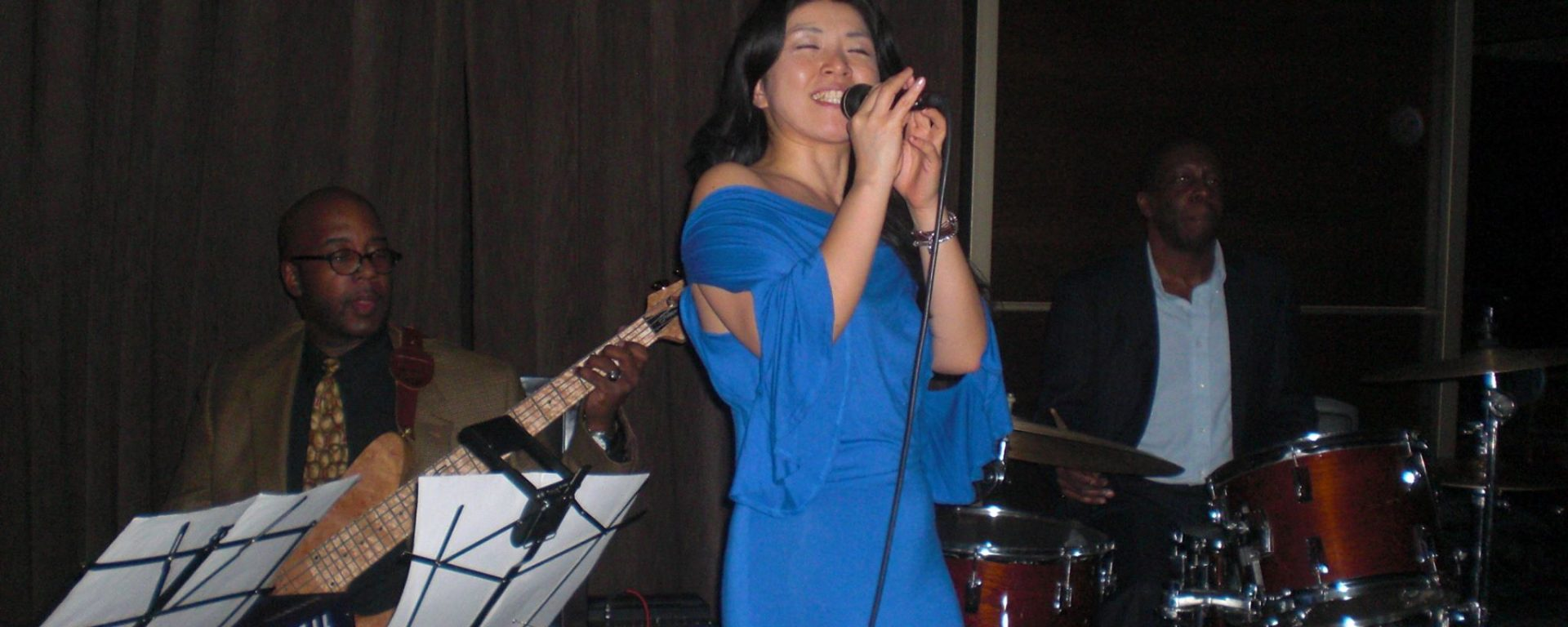 jazz, TAEKO, singer, music, performance, the Sound Bite, Hell's Kitchen, Japan, NYC, performance