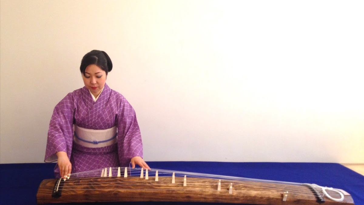 Yoko Reikano Kimura, CRS (Center for Remembering and Sharing), Mar Creation, NYC, Japan, Japanese traditional music, koto, shamisen, Japan has four seasons, mochi Rin, wagashi, Japanese sweets, confectionery