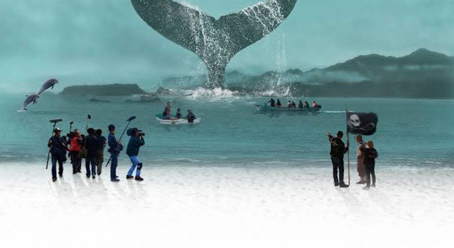A Whale of a Tale, The Cove, documentary, whaling, whaling industry, dolphins, Taiji, Japan, NYC, Asia Society, Japan Society, Quad Cinema, Kickstarter, Megumi Sasaki
